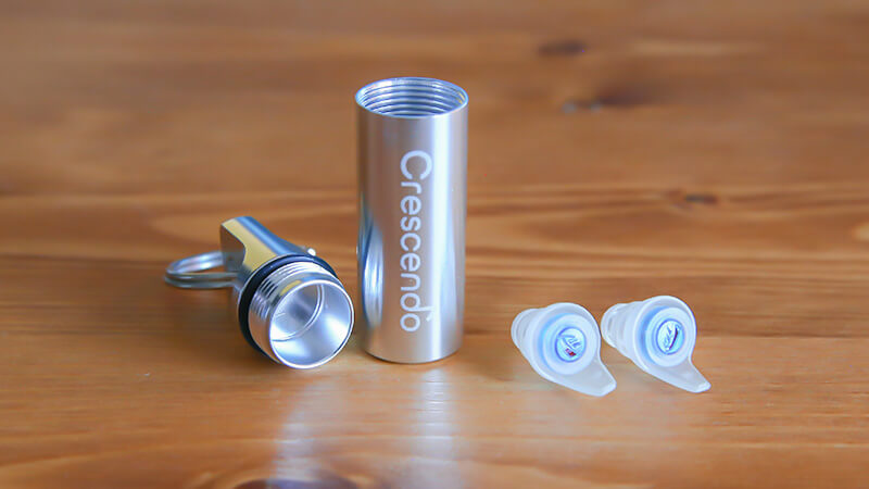 crescendo sleep 耳栓